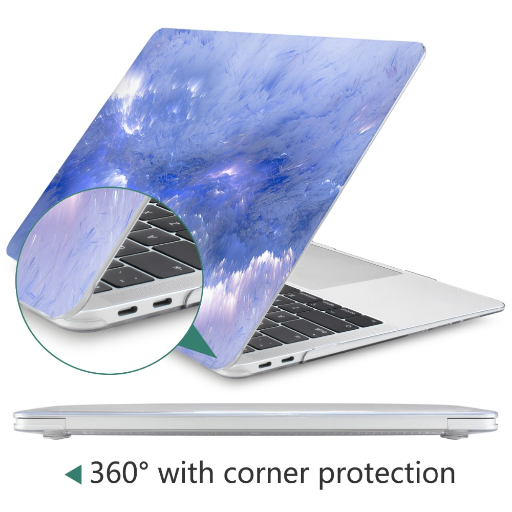 Marble Sky Case for MacBook 148