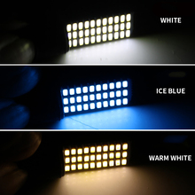 BraveWay LED W5W T10 194 168 33SMD Led Parking Bulb Auto Wedge Clearance Lamp CANBUS Silica Bright White License Lights