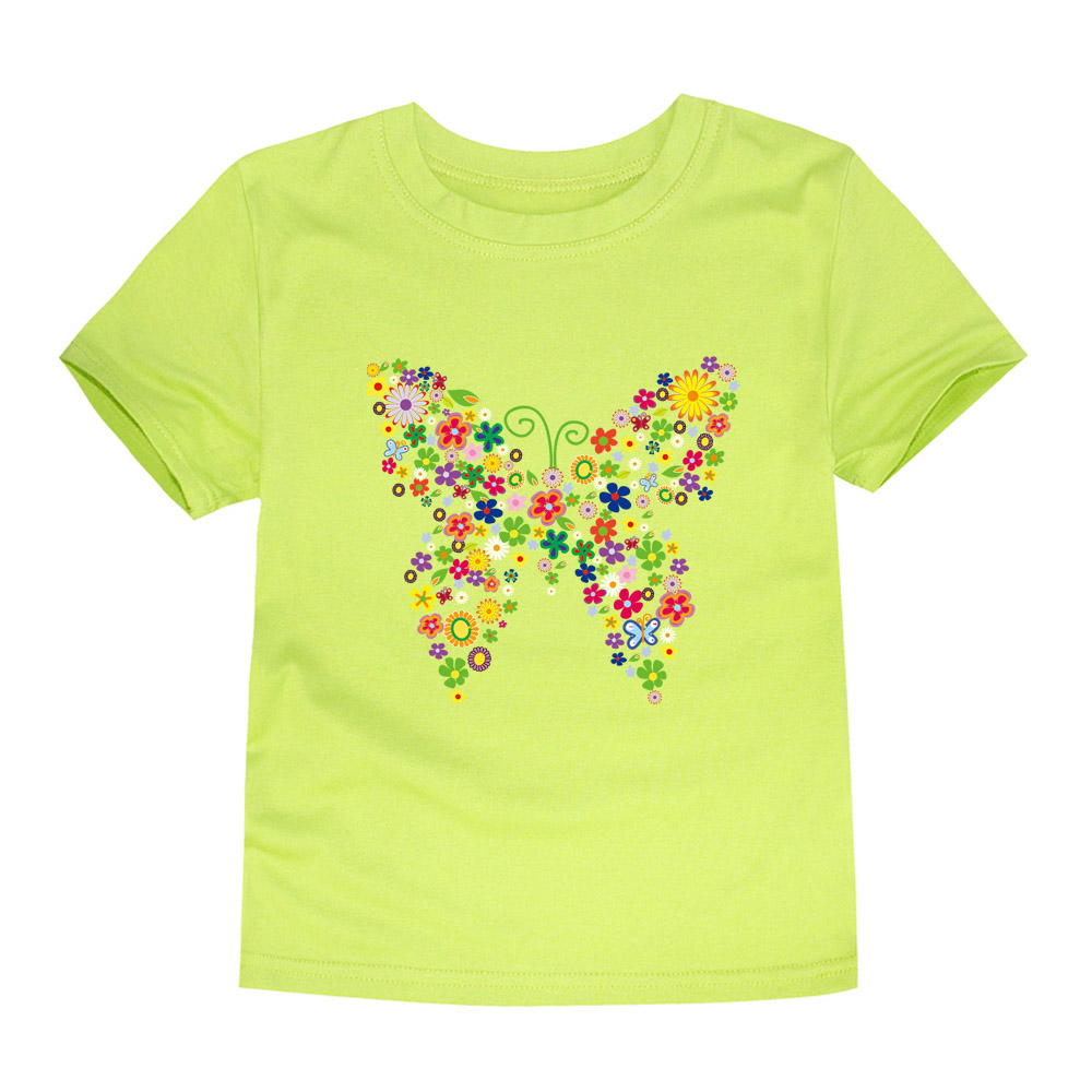 HTB1M79HjcyYBuNkSnfoq6AWgVXa6 - Summer Brand New Baby Girls T Shirts Kids Butterfly Flower T Shirts Children Floral Summer Tops for Girl Tshirt Girl