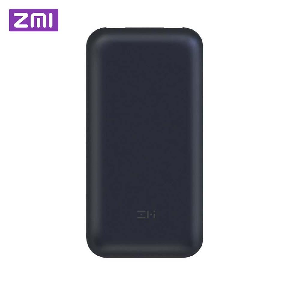 Xiaomi ZMI Puissance Banque 20000 mah 15000 2600mahusb-C PD2.0 Type-C Powerbank chargeur portable Externe Batterie Rapide charge 3.0 Chargeur