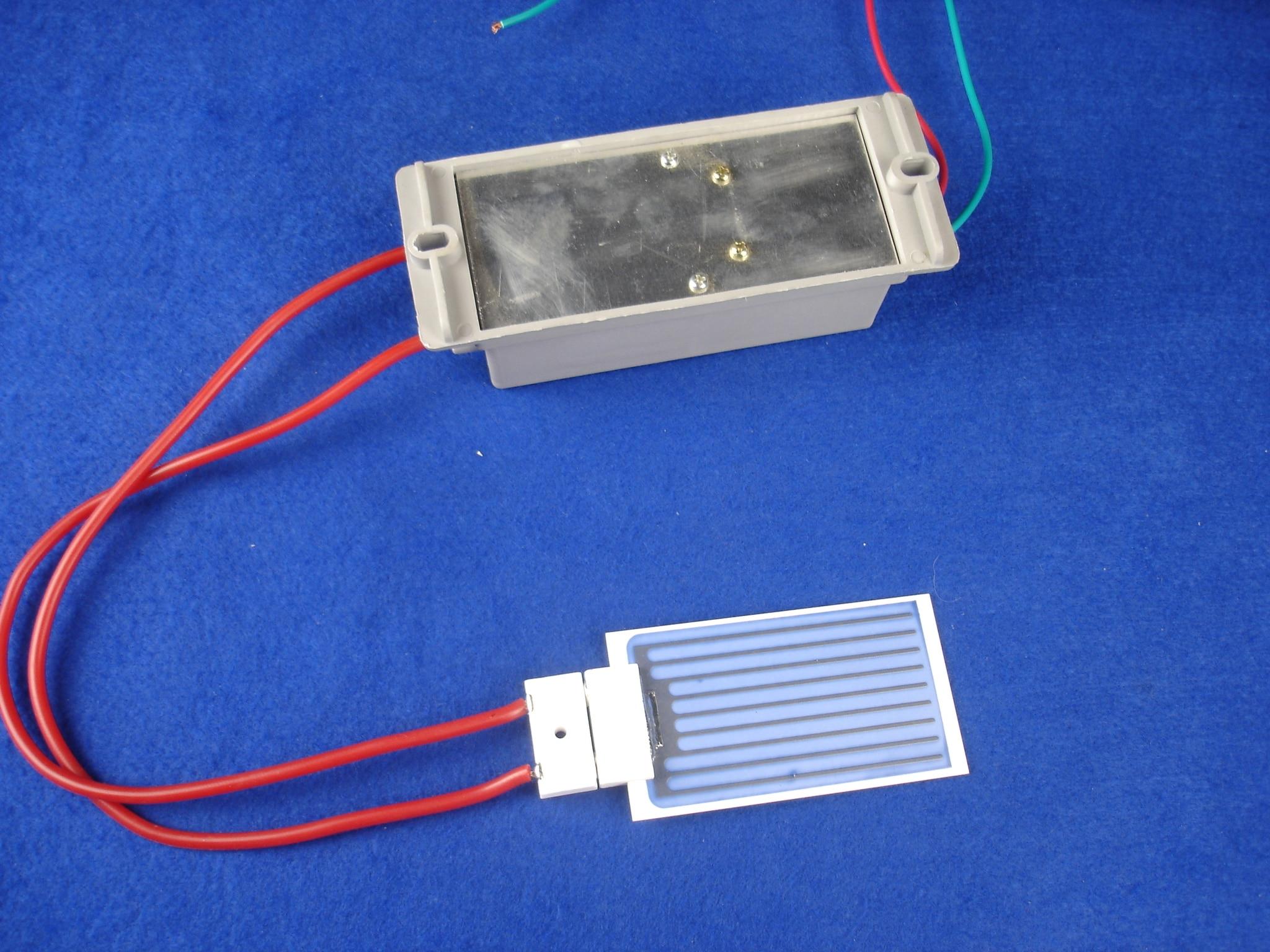 Ozone Generator 220V 3.5G Ozone Generator Power + Ceramic Ozone Sheet