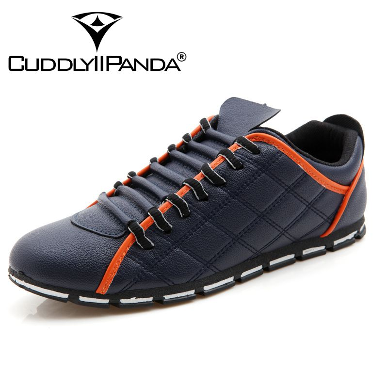 CuddlyIIPanda 2017 New Arrival Men Causal Fashion Shoes Hot Sale Male Breathable Driving Loafers Good Quality Leisure Shoes