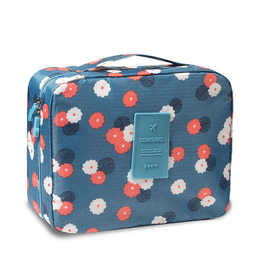 Casual Cosmetic Bags Case Beauty Product Storage Organizer Toiletry Makeup Travel Box Waterproof Storage Bag Neceser Rushed