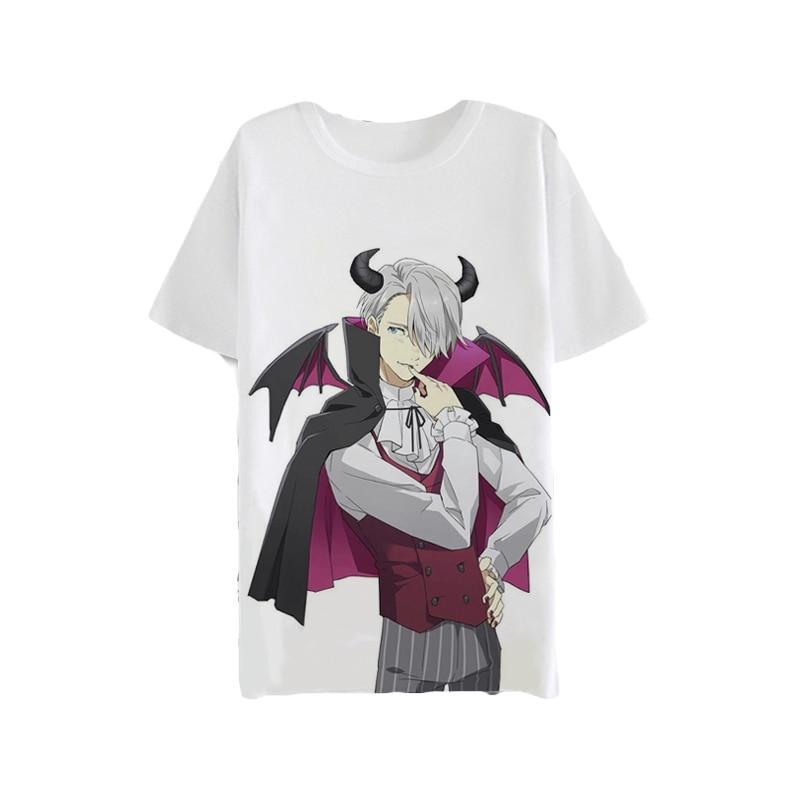 ROLECOS Anime Yuri !!! na lodzie Cosplay Kostium Koszule Victor - Kostiumy - Zdjęcie 3