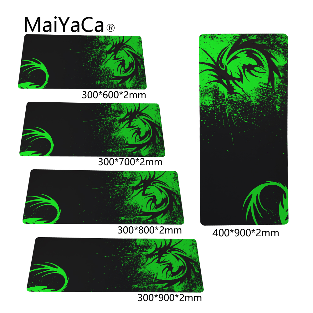 maiyaca league of legends mouse pad locked edge pad to mouse notbook computer mousepad 90x30cm gaming padmouse gamer best seller MaiYaCa Green Original Design 800x300cm pad to Mouse Notbook Computer Mousepad Cheapest Gaming pad mouse Gamer to 90x30cm