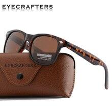 Tortoise Retro Sunglasses Eyewear Fashion Eyecrafters Vintage Mens Womens Polari