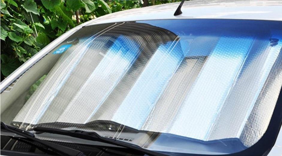 Foldable Auto Front Rear Windshield car window Sunshade Car Sun