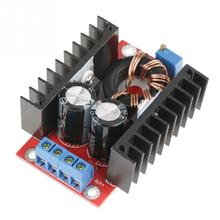 150W Boost Converter DC-DC Step Up Converter Adjustable Voltage Power Supply Boost Module Non-isolation Boost Module universal adjustable racing turbocharger boost electronic controller 30 90psi dual stage boost