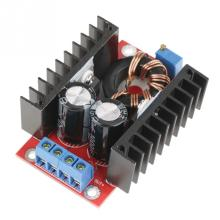150W Boost Converter DC-DC Step Up Converter Adjustable Voltage Power Supply Boost Module Non-isolation Boost Module 150w boost converter dc dc step up converter adjustable voltage power supply boost module non isolation boost module
