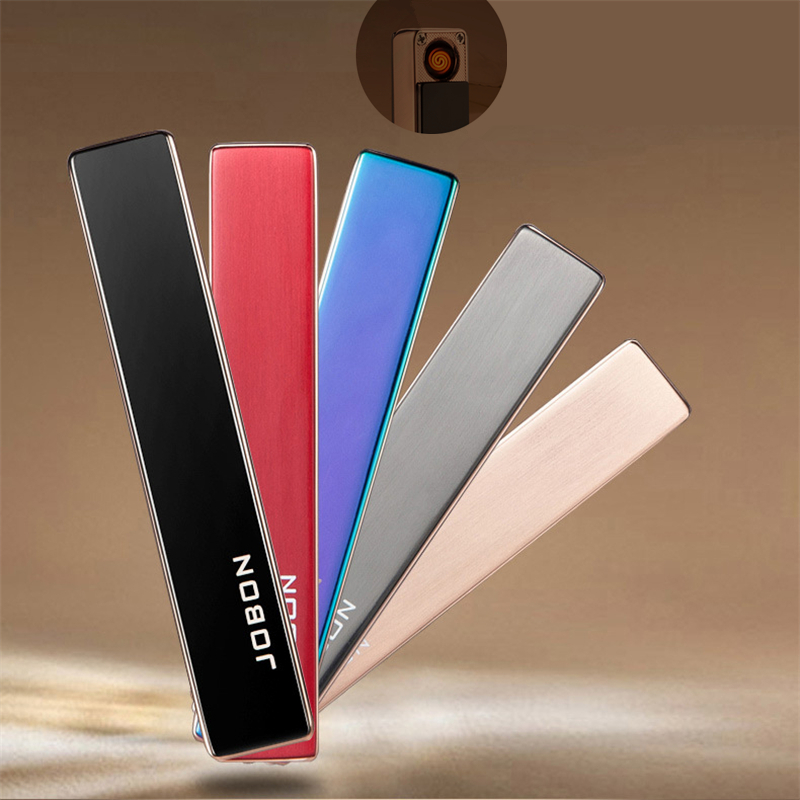 Cigarette Accessories Portable slim cigar lighters Simple style rechargeable usb lighter Free shipping