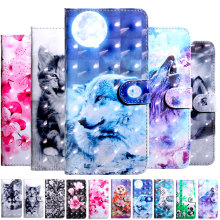 Flip Wallet Case For NOKIA 2 3 5 6 7 Book Style Luxury Phone 3.1 7.1 6.1 Plus 2018 PU Leather Cover