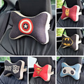 cute cartoon bone style neck protection pillow memory cotton seat cushions vehicle car pillow for four seasons Auto Accessories