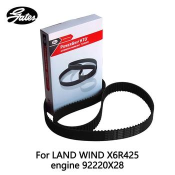 ゲイツタイミングベルトランド風 X6R425 エンジン X8 2.5 (2009-) CS6 2.5 (2007-2013) 92220 × 28 自動車部品
