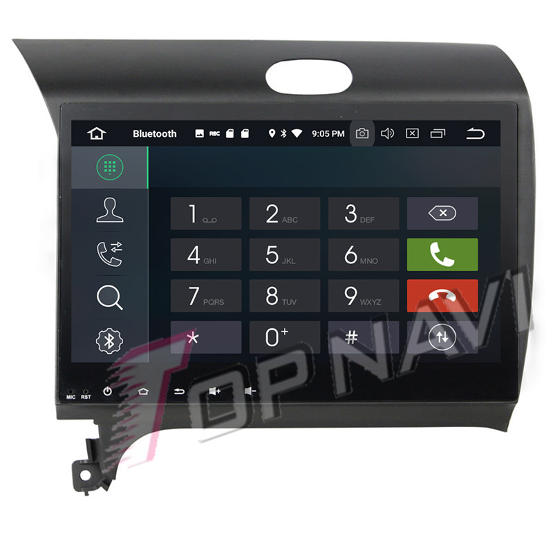 android car multimedia player For KIA K3 2015