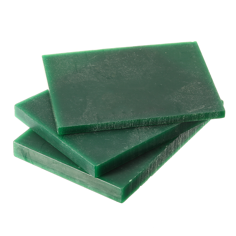 5/8/10mm Green Carving Engraving Wax Goldsmith Tool Jewelry Waxing For Injection Setting Jewelry Making Model