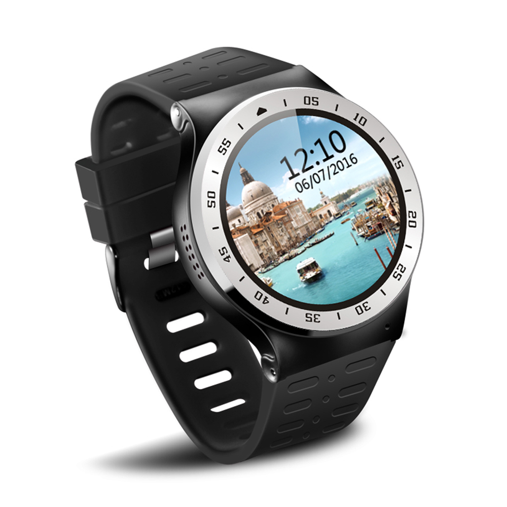 2017 New Smart Electronic Fashion Smart Watch 3G Android Watch Phone with Simcard Camera Heart Rate Monitor Bluetooth Watch S99A new lf17 smart watch