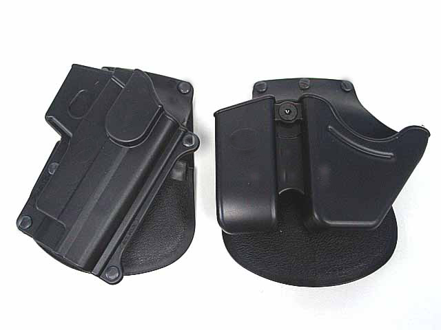 Tactical Right Hand Conceal Carry Polymer Paddle Holster for Sig/Sauer 220 226 228 245 2 ...