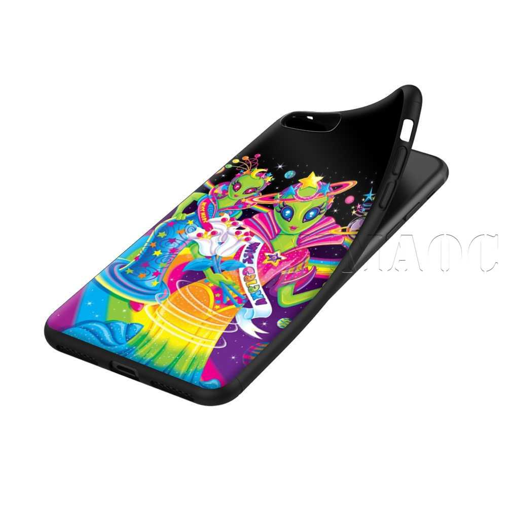 YIMAOC Lisa Frank силиконовый чехол для Huawei Honor 6a 7a 7c 7x8 9 10 Lite Pro Y6 2018 2017 Prime