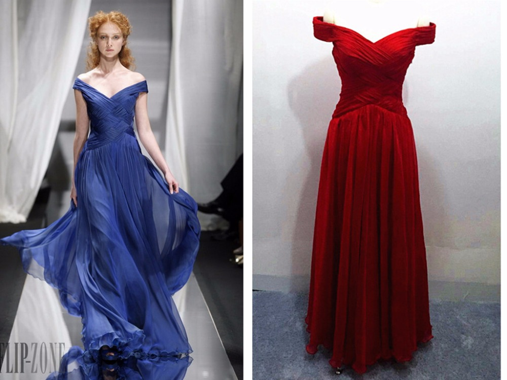 robe de soiree chiffon maiden long prom gown 2018 vestido de festa longo a-line party cap sleeve elegant   bridesmaid     dresses