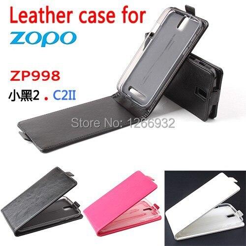 Cajas Del Teléfono de Protección Para ZOPO ZP998 C2II negocios PU Caso Del Tirón