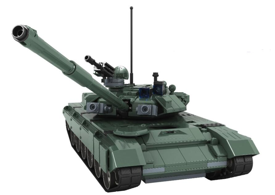 New 456pcs DIY Military Battle Tank Model Toys Russia T90A Marine Hero Building Blocks Assembled Brick Educational Toy for ALOF winner 8101 tank t 90a main battle tanks battle military building brick block educational boy toys for children with gifts