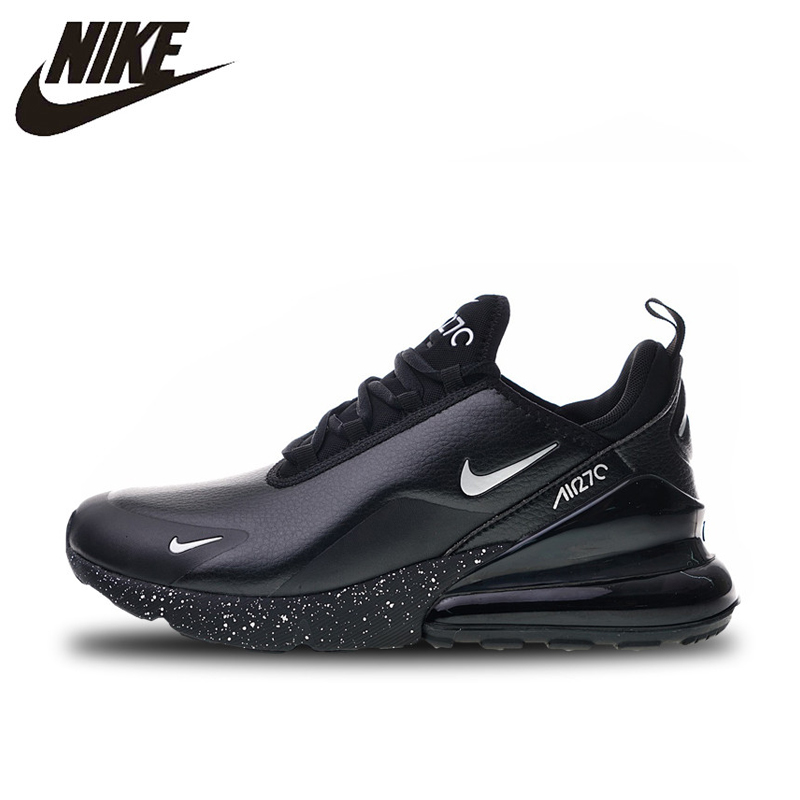 d837485b800bc Detail Feedback Questions about Nike Air Max 270 Premium All Black Men's  Running Shoes Sports Shoes AH8050 202 40 45 on Aliexpress.com | alibaba  group