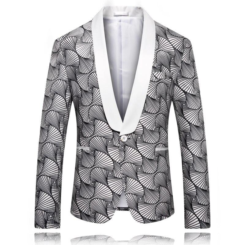 Классический мужской костюм, пиджак, Размер 5XL, деловой костюм для банкета, мужской пиджак 2019, новая мода, мужской блейзер для отдыха, куртки
