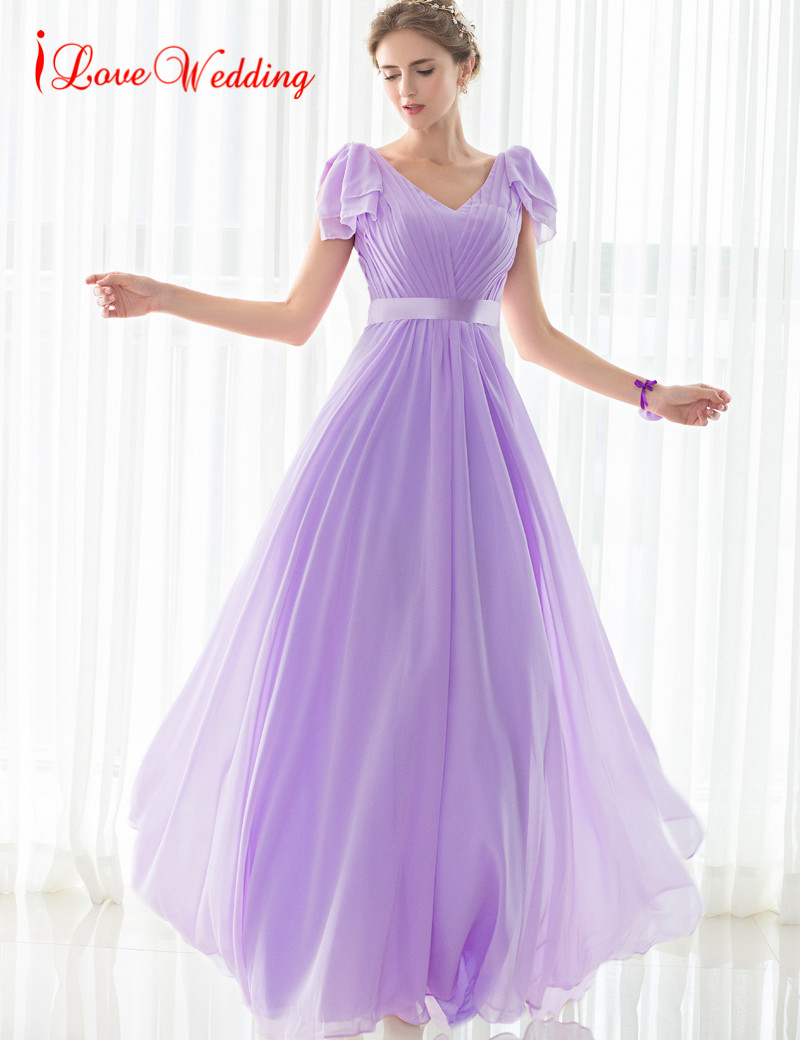 Popular Bridesmaid Dress Chiffon Bandage-Buy Cheap Bridesmaid Dress ...