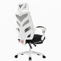 Высокое качество Boss Esports Silla Gamer Poltrona игровой офисный стул ажурная подставка для ног может лежать с дышащей подушкой бытовой