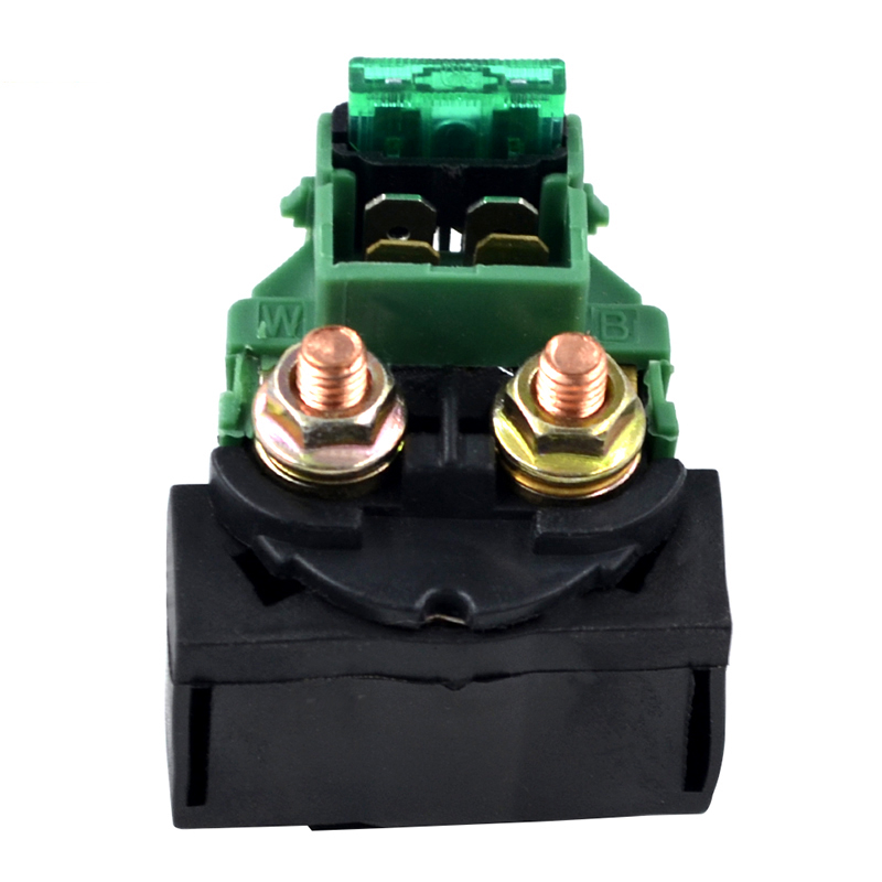 Motorcycle Starter Relay Solenoid Electrical Switch for <font><b>Honda</b></font> GL1000 GL1100 GL1200 GL1500 Gold Wing GL500 Silver Wing NT650 Hawk image