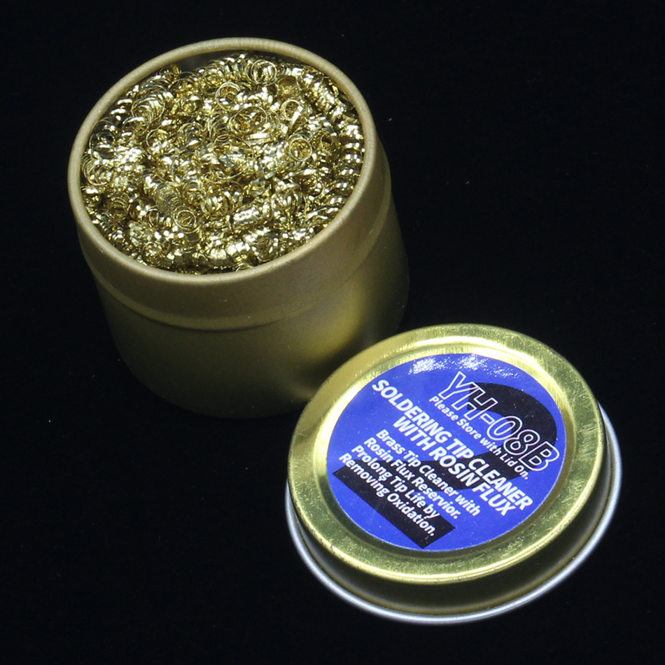 Soldering Iron Solder Rosin Flux Cleaner For Cleaning Soldering Rosin Welding Tool High Quality Rosin Copper Clean Ball
