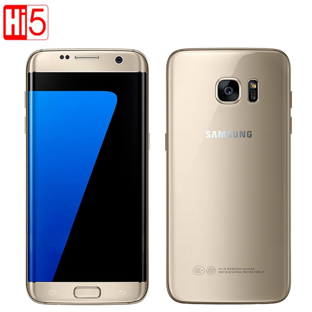 Original Samsung Galaxy S7 S7 edge Waterproof font b Smartphone b font 5 1 inch 4GB