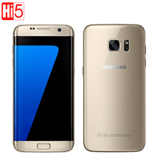 "Unlocked Samsung Galaxy S7 / S7 edge Smartphone 5.1""/5.5"" 4GB RAM 32GB ROM Quad Core NFC WIFI GPS 12MP 4G LTE Mobile Phone"