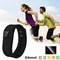 Waterproof Bluetooth Smart Bracelet Fitness Tracker Pedometer Wristband Black