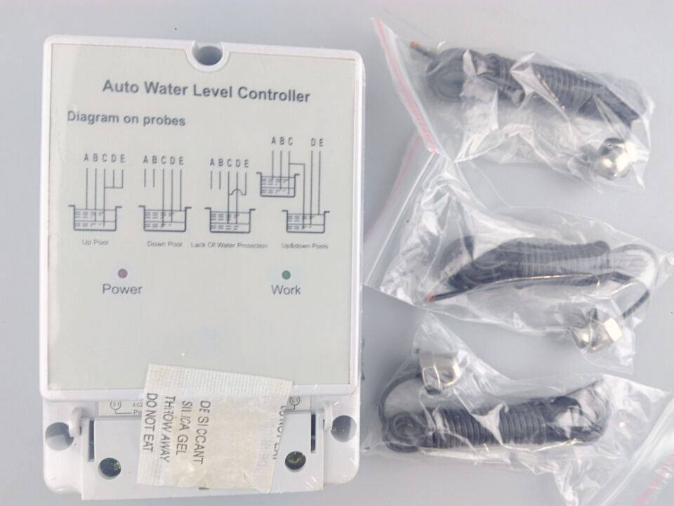 English version 5A float switch type Auto water level controller DF-96A 220V high quality цена