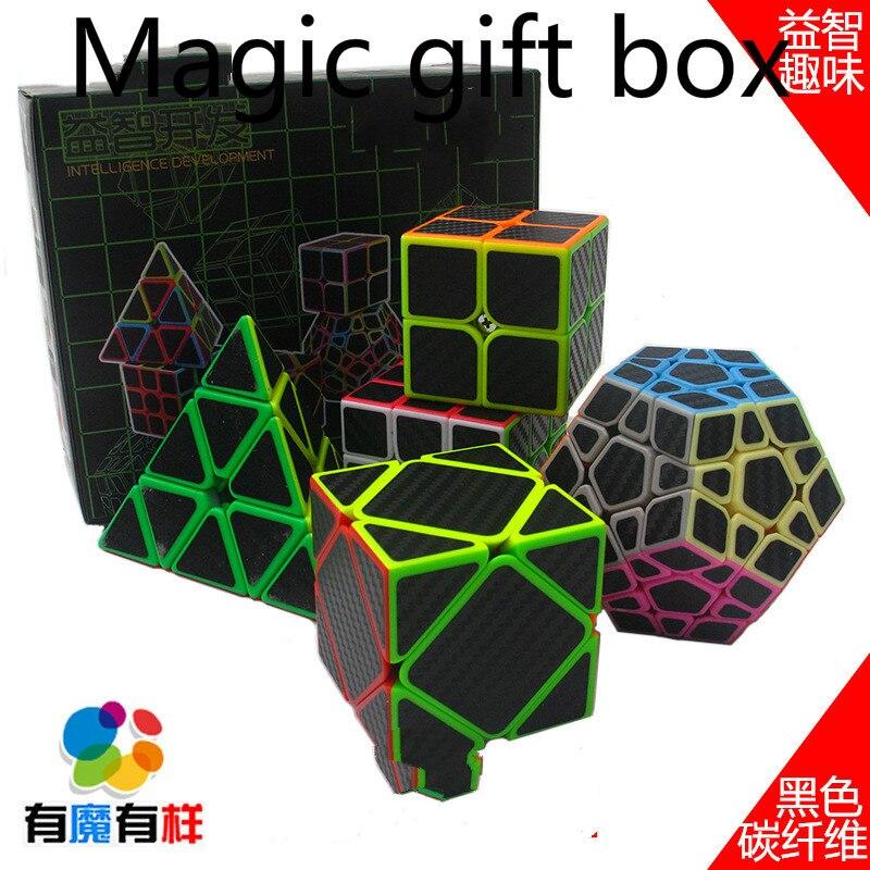 Marque magique compétition professionnelle vitesse Puzzle neo Cube Cool enfants jouets enfants en plastique