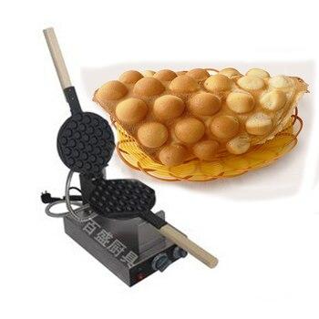 Creatore Di Pasta All'uovo   110 V/220 V Elettrico Eggettes Egg Waffle Maker Egg Puff Macchina HK Stile Egg Waffle Maker; Uovo Waffle Ferro; Bolla Macchina Per Cialde;