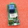 Смарт Wi-Fi Беспроводной Переключатель Релейный Модуль DC5V Jog self-lock APP Телефон Управления
