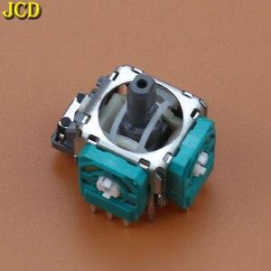 Image 3 - JCD 1 шт. Оригинальный 3D аналоговый датчик джойстика модуль для переключателя, переключатель NS Pro контроллер джойстика Замена
