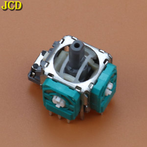 Image 3 - JCD 1Pcs Original 3D Analog Joystick Sensor Module For Nintend Switch NS Pro controller Joypad Replacement