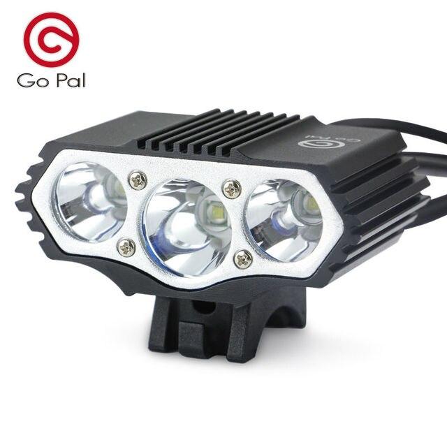 Велосипед свет велосипед фонарик спереди светодиоды USB перезарядки 960 люмен велосипед Аксессуары
