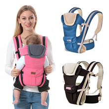 Ergonomic Baby Carriers Backpacks 6-36 Months Portable Baby Sling Wrap Cotton Infant Newborn Baby Carrying Belt for Mom Dad 2016 newest top quality brand organic cotton baby carrier infant carriers sling baby suspenders classic kids backpack page 8