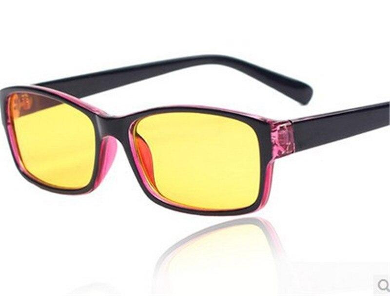 ef5c8188b4 Resistente a la radiación Gafas anti azul rayos gafas de ordenador Gafas  negro/azul/Púrpura/negro mate envío libre