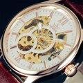 SEWOR Марка Быстрый и Яростный Розовое Золото Механические Наручные Часы Мужские Спортивные Часы Автоматические часы Мода Наручные Часы Relojes Mujer