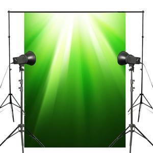 Image 1 - Zielona wiosna zdjęcia tła światła słonecznego Photo Studio tła ścienne fotografia tło 5x7ft