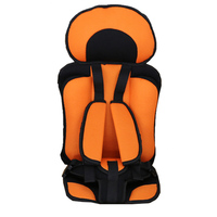 Baby Car Seats Thickening Safe Portable Children S Chairs Seat In The Car Comfortable Cotton Baby
