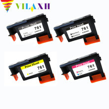 цена на Vilaxh 761 print head Replacement For HP 761 For DesignJet T7100 T7200 Printhead CH645A CH646A CH647A CH648A 6 color