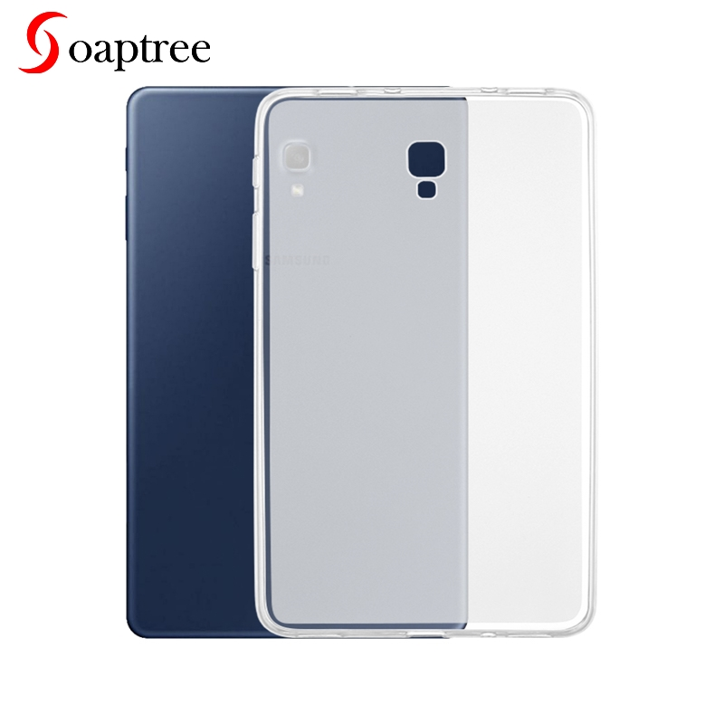 brand new 9a918 7d4fb Soft Silicone Cases For Samsung Galaxy Tab S4 10.5 Case Cover For Samsung  Tab A 8.0 10.5 2018 Shell Skin Bag Bumper Tablet TPU