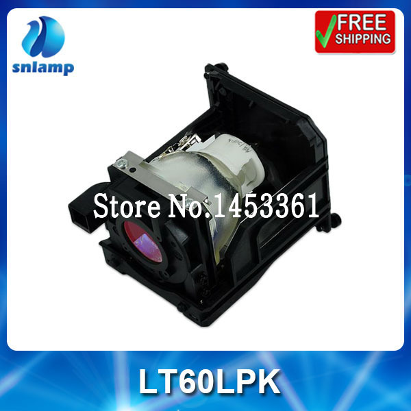 LT60LPK projector lamp bulb for HT1000 LT220 LT240 LT245 LT260 LT265 LT60 WT600 LT240K LT260K HT1100 nsha220w lt60lpk original projector lamp for ht1100 lt260 lt260k lt265 lt60 ht1000