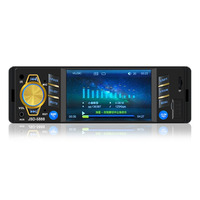 4.3 Inch 5888 Auto Stereo MP3 MP4 Mp5-speler met Bluetooth FM Radio Car Audio speler Voor USB AUX Input Draadloze Afstandsbediening controle